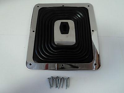 B/&M 80673 Black Rubber Shifter Boot