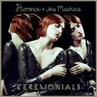 Ceremonials [Deluxe Edition] [Bonus Tracks] [Digipak] by Florence + the Machine (CD, Nov-2011, Universal Republic)