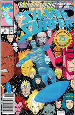 SILVER SURFER #75 Part 6 of 6***75th. Anniversary***The Herald Ordeal **  9.8 MT