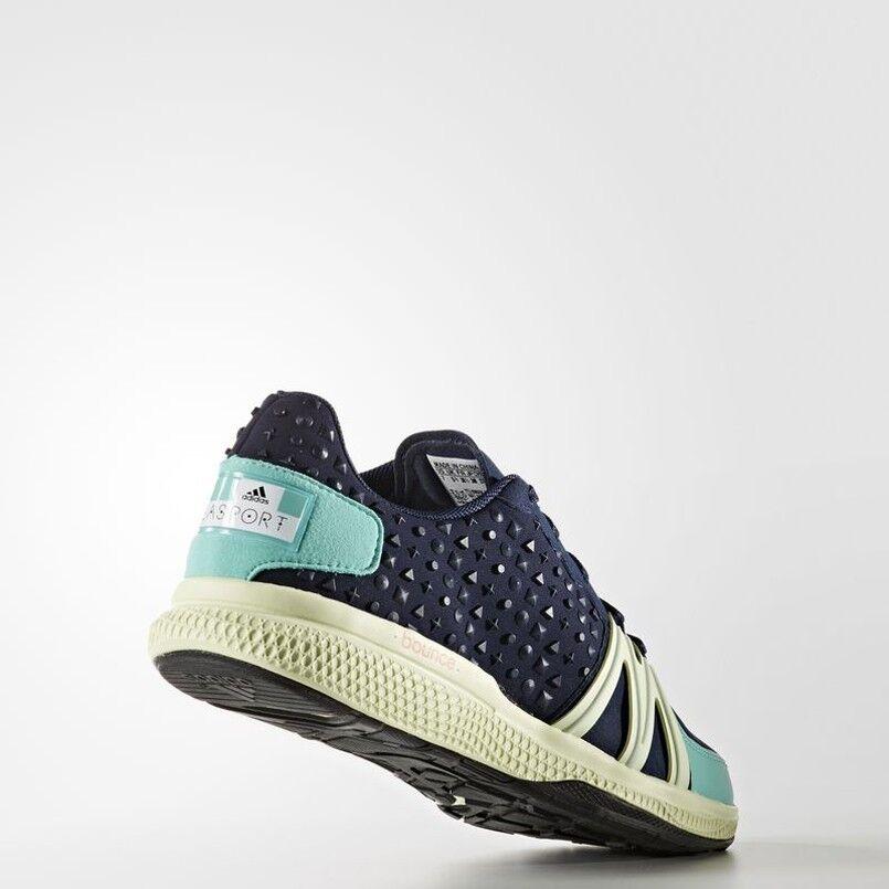 Adidas STELLASPORT STELLASPORT STELLASPORT Irana schuhe Night Indigo Mediumturquoise  AQ1991 Größe 8 71b63c
