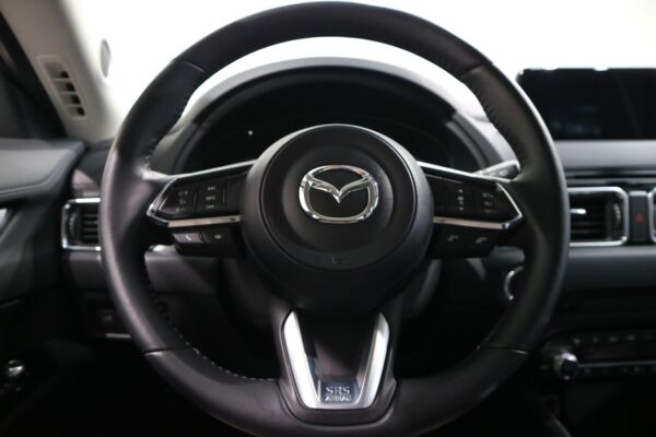 Mazda CX-5 2,2 Sky-D 184 Optimum aut. AWD billede 3
