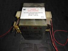 Item 6 8mm76 Emerson Mw9113ss Oven Transformer Md 102amr 1 Nwu Short Tested Vgc