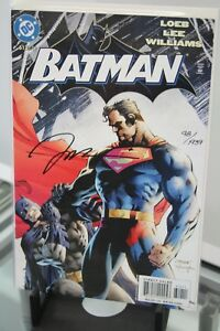 BATMAN-612-SIGNED-amp-NUMBERED-BY-ARTIST-JIM-LEE