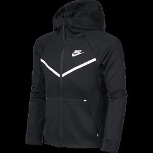 Black 010 Zip AR4018 Size Boys Fleece Windrunner XL about Tech Full Nike Details XS Hoodie TKJc1ulF35