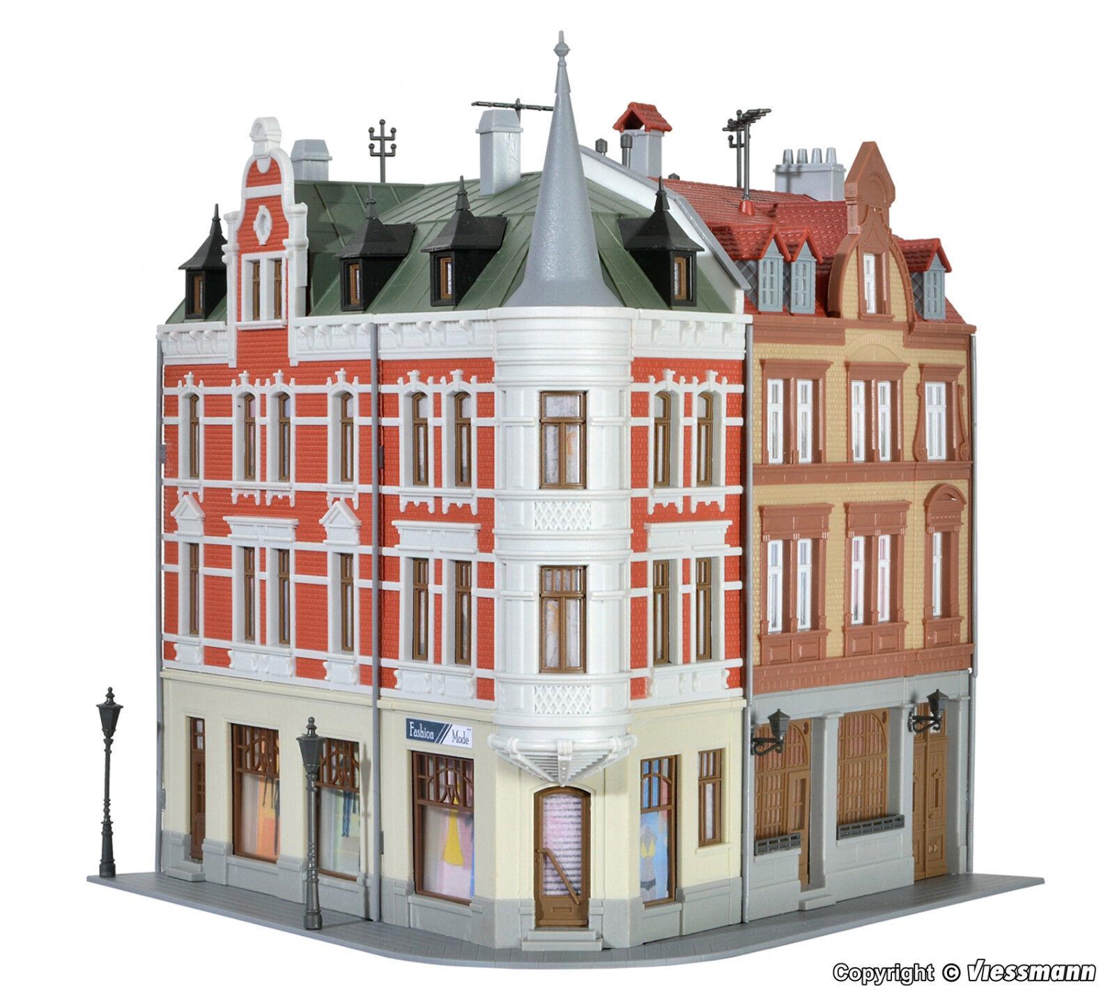 Kibri h0 38294 casa sul Stella spazio Görlitz/Neiße Nuovo/Scatola Originale