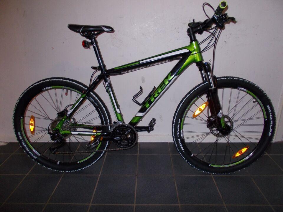Trek 6300, hardtail, 30 gear