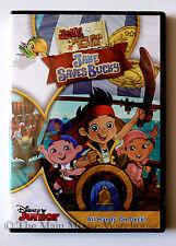 Disney Jake and The Neverland Pirates Jake Saves Bucky DVD Full Adventure +Bonus