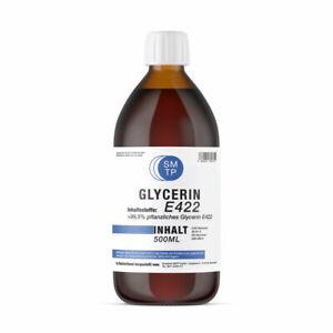 Glycerin-E422-99-5-500ml-0-5Liter-Pharma-pflanzlich-VG-Glycerol-Pharma-Qualitaet