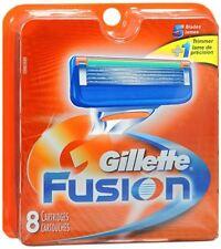 Gillette Fusion Cartridges 8 Each