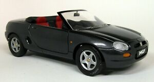 Corgi-1-18-Scale-95105-MG-MGF-Roadster-Charcoal-Grey-Plinth-diecast-Model-Car