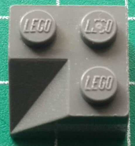 LEGO 3046A Slope 45° 2x2 Double Concave x2