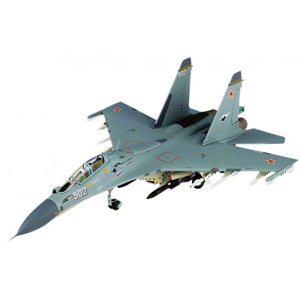 Jc Wings JCW72SU30002 1 72 SU-30 Mk habla-C 502 de la fuerza aérea rusa biancao 2006