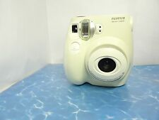 Fujifilm Instax Mini 7S Instant Point & Shoot Film Camera White Polaroid *SN334
