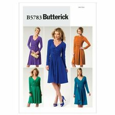 Size Y Butterick Patterns B5819 Misses Wrap and Cape XSM-SML-MED