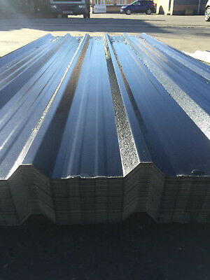 METAL//STEEL//TIN FLASHING FOR ROOFING /& CLADDING BUILDING LEATHERGRAIN FINISH 0.7