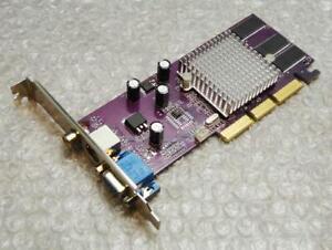 64MB-Hynix-NA-04408-T066-MX4408X-AGP8X-Vga-SV-Out-AV-tarjeta-de-graficos