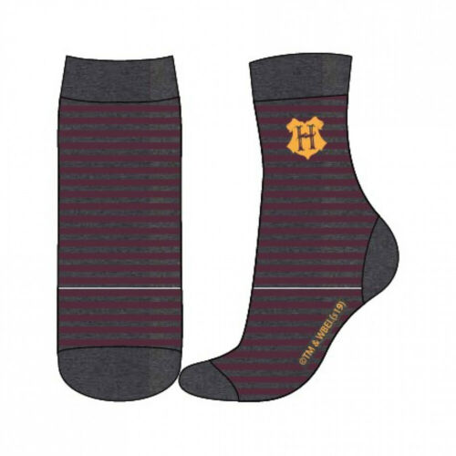 Official Men/'s and boys Hogwarts Harry Potter Socks 2 pairs sizes 3s to 12s