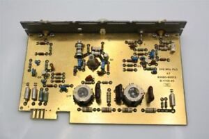 Business & Industrial Efficient Hp Agilent 85680-60013 A7 249 Mhz Plo Board