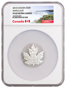 2015-Canada-Maple-Leaf-Shaped-1-oz-Silver-Proof-20-Coin-NGC-PF69-UC-SKU48516