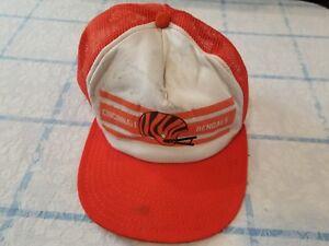 6e949e6e Image is loading Vintage-Cincinnati-Bengals-AJD-Snapback-Cap-Hat-Throwback-