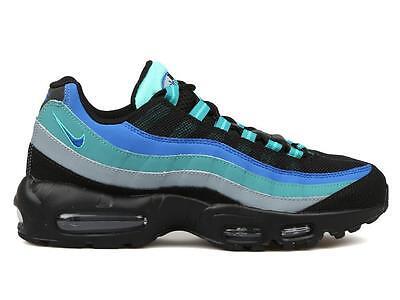fresh styles performance sportswear fresh styles Size 10.5 / 11 Nike Men Air Max 95 Running Shoes 609048 084 Black ...