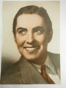 Tyrone-Power-1914-1958-Studio-Promo-Color-Litho-20-3x27-9cm