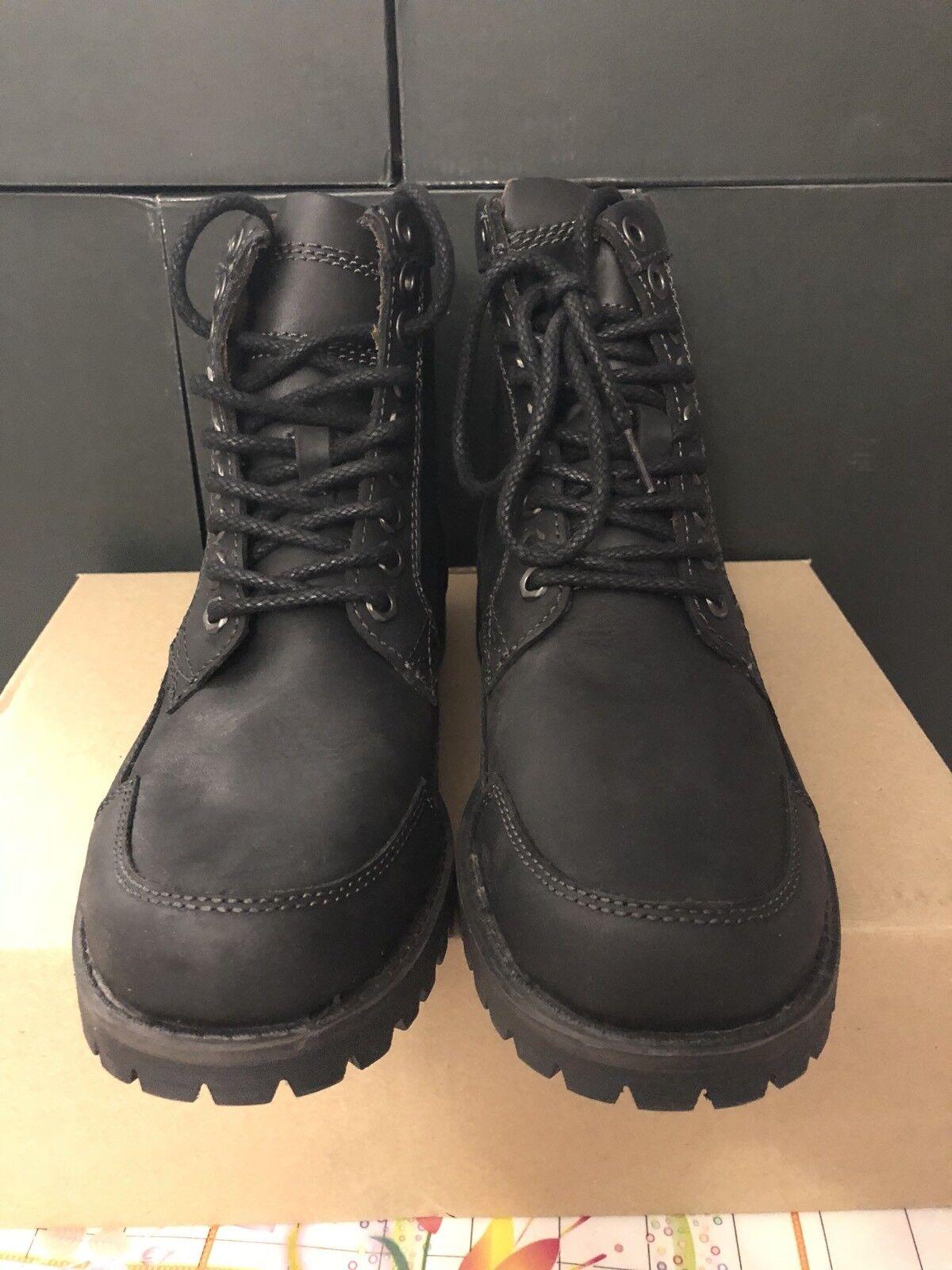 Dockers Hi Bottes 8 Noir 08322-0001 UK 7 US 8 Bottes Eu 41 b1a578