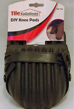 Rubber Flexible Knee Pads Adjustable Straps Knee Protectors for Contractors DIY