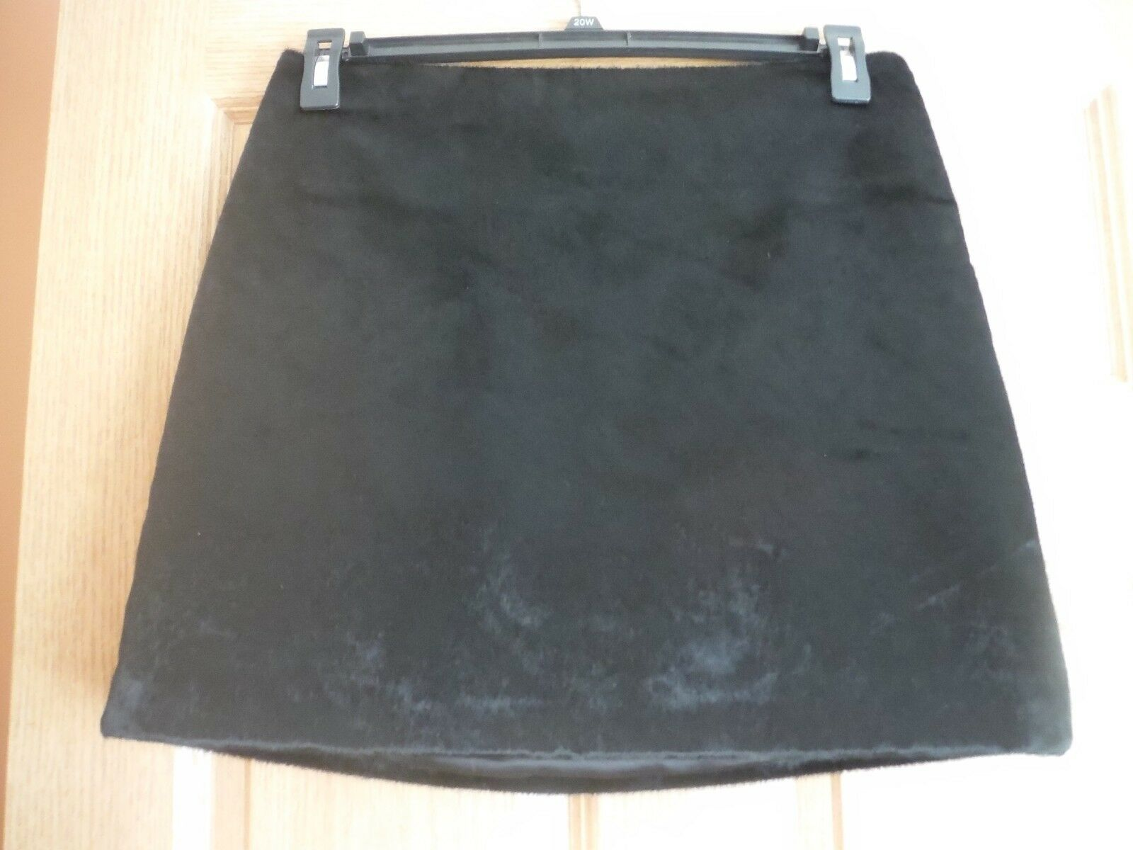 MARCIANO Faustine Pony Skirt [ Faux Fur ] size 10, 138.00 NWT