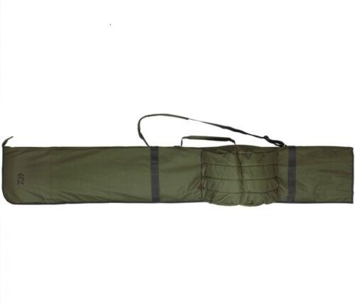 Daiwa BLACK WIDOW HOLDALL 12ft Rutentasche für Karpfenrute Rutenfutteral