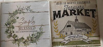 Farmers Market Calendar 2021 Dollar Tree | 2021 Calendar
