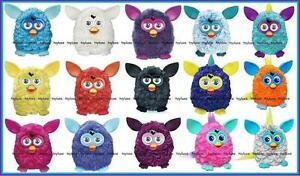 FURBY-2012-Interactive-Electronic-Toy-TEAL-PINK-PURPLE-YELLOW-BLUE-AQUA-ORANGE