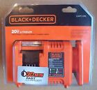 Black & Decker 20 Volt MAX L2AFC-OPE Lithium Ion Battery Rapid Fast Charger