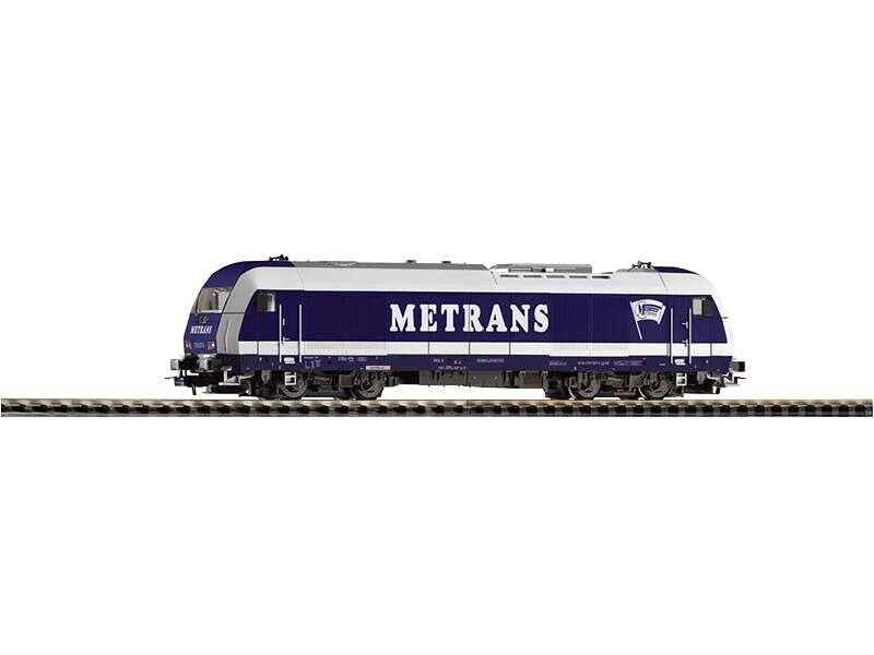 Piko 57888 diesellok Hércules metrans, AC-version, época VI, pista h0