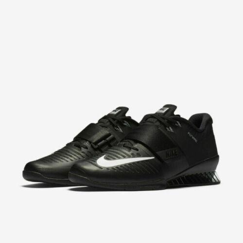 Delgado exhaustivo Adviento  Nike Romaleos 3 Training Shoes size 14 - Black for sale online | eBay