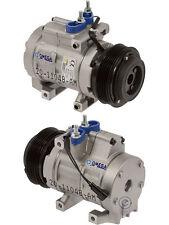 AC Compressor Fits 2006 2007 2008 2009 2010 Ford Explorer V6 4.0L With Rear AC/