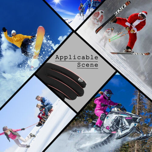 Winter Ski Gloves Touch Screen Sport Glove Waterproof For Skiing Skating Cycling