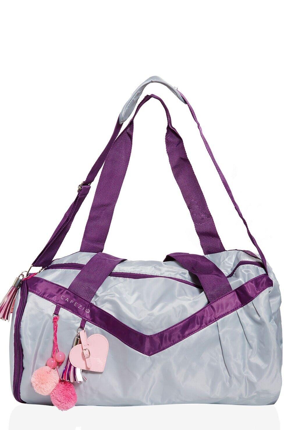 Capezio Totally Charming Duffle Dance Bag