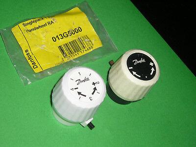 1 Danfoss Handversteller 013g5000 Ventile Heizung Gutes Renommee Auf Der Ganzen Welt