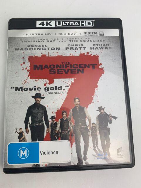 The Magnificent Seven DVD Region 4