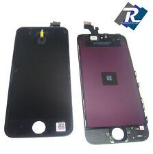 TOUCH SCREEN VETRO SCHERMO + LCD Display Assemblato PER iPhone 5 5G Nero