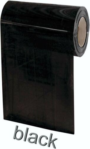 Tönungsfolie Rollenware schwarz 51 cm x 25 m Folie Sichtschutz Kfz Scheibe
