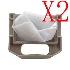 2 x NEC Washing Machine Lint Filter NWTL456 NWTL506 NWTL656 NWTL658