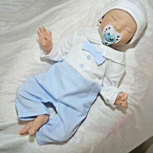 Baby Smoking Strampler