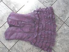 """SONIC  LONDON"" size 12 lilac dress"