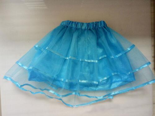 1PCS Kids Party Costume Princess Skirt