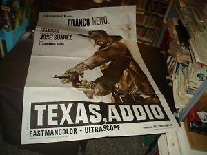 Texas-Junggesellenabschied-Manifesto-2F-Original-1966-Franco-Schwarz