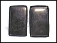 Triumph Bonneville Etc. 650 & 750 Twin Battery Tray Rubbers Pair (2) Pn 82-8091