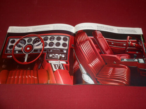 12 p 79 BUYER/'S GUIDE 1979 PONTIAC 52 p 10 x 11.5 PRESTIGE FULL-LINE CATALOG