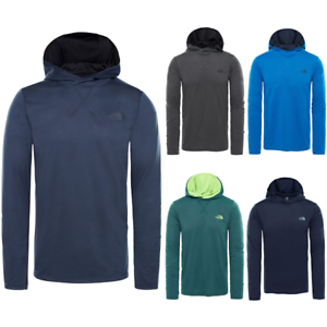 The north face tnf  reactor training hoodie for men new  the latest